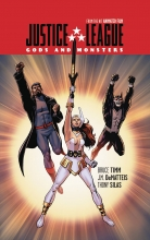 Justice League - Gods and Monsters  Vol.  TP