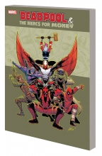 Deadpool and the Mercs for Money (Vol. 2)  Vol. 01 TP
