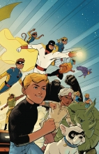 Future Quest  Vol. 01 TP