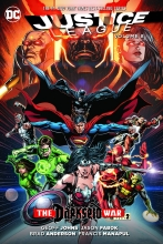 Justice League  Vol. 08 TP