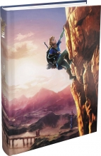 Legend of Zelda - Breath of the Wild  Vol. Strategy Giude HC