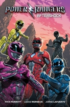 Power Rangers - Aftershock  Vol.  TP