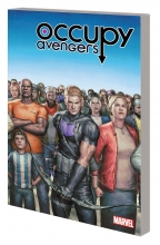 Occupy Avengers  Vol. 01 TP