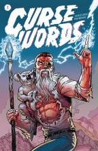 Curse Words  Vol. 01 TP