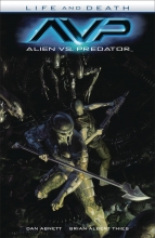 Aliens - Life and Death (4P Ms)  Vol.  TP