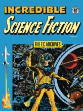 Incredible Science Fiction  Vol.  EC Archives HC