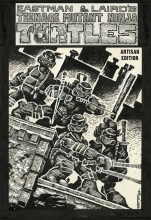 Teenage Mutant Ninja Turtles  Vol.  HC Artisan ED