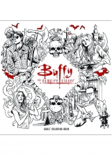 Buffy The Vampire Slayer  Vol. Coloring Book TP