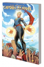 Mighty Captain Marvel  Vol. 01 TP