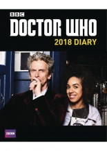 Doctor Who  Vol. 2018 Diary SC Book