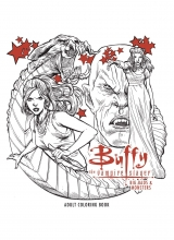 Buffy The Vampire Slayer  Vol. Big Bads and Monsters Coloring Book SC Book