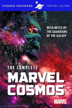Hidden Universe  Vol. Complete Marvel Cosmos SC Book