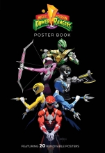 Mighty Morphin Power Rangers  Vol. Poster Book SC Book
