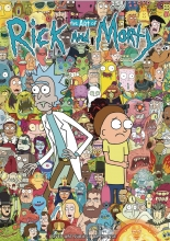 Art of Rick and Morty  Vol.  HC