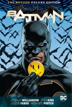 Batman Flash - The Button  Vol. Deluxe Edition HC