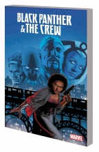 Black Panther - The Crew  Vol.  TP
