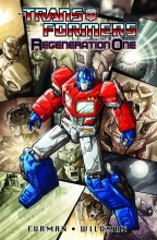 Transformers: Regeneration One  Vol. 01 TP