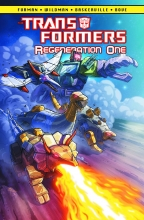 Transformers: Regeneration One  Vol. 02 TP