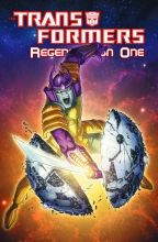 Transformers: Regeneration One  Vol. 03 TP