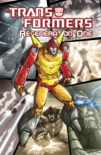 Transformers: Regeneration One  Vol. 04 TP