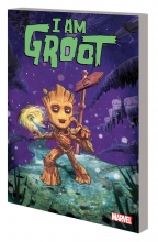 I am Groot  Vol.  TP