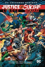 Justice League Vs. Suicide Squad (6P Ms)  Vol.  TP