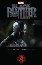 Black Panther - Prelude  Vol.  TP