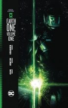 Green Lantern - Earth One  Vol. 01 HC
