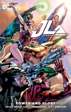 Justice League of America - Power and Glory  Vol.  TP