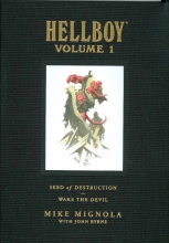 Hellboy Library  Vol. 01 HC