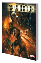 Annihilation  Vol. 01 TP
