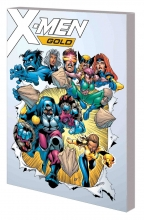 X-Men Gold  Vol. 00 TP