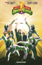 Mighty Morphin Power Rangers  Vol. 03 TP