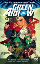 Green Arrow (Vol. 6)  Vol. 05 TP