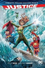 Justice League (Vol. 2)  Vol. 02 DLX HC