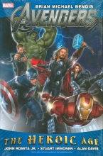 Avengers by Bendis - Heroic Age  Vol.  HC Variant