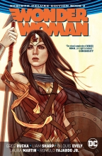 Wonder Woman (Vol. 5)  Vol. 02 DLX HC