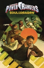 Mighty Morphin Power Rangers  Vol. Soul of the Dragon TP