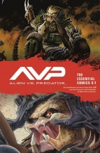 Aliens vs Predator Essential Comics  Vol. 01 TP