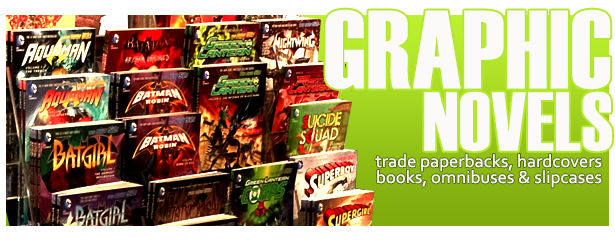 Buy Graphic Novels Online