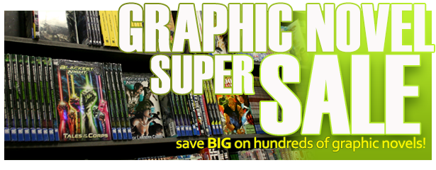 Buy Discounted Graphic Novels Online