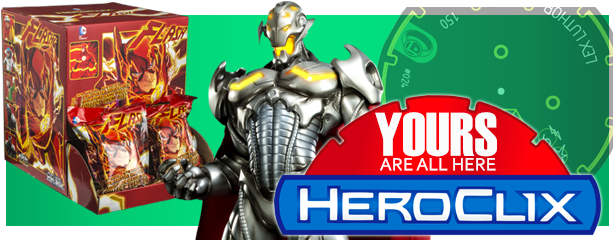 HeroClix and Moniatures