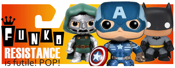 POP! Toys From Funko